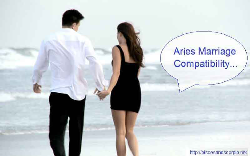 Aries Marriage Compatibility