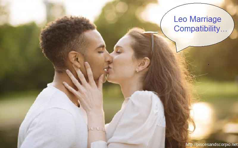Leo Marriage Compatibility