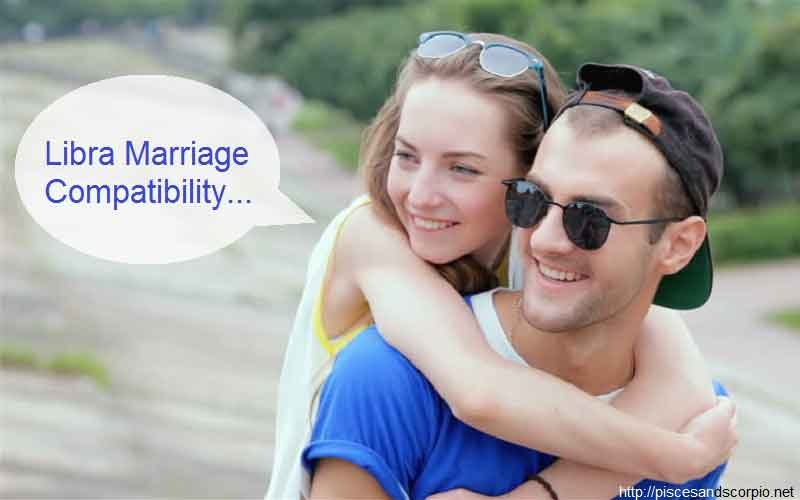 Libra Marriage Compatibility