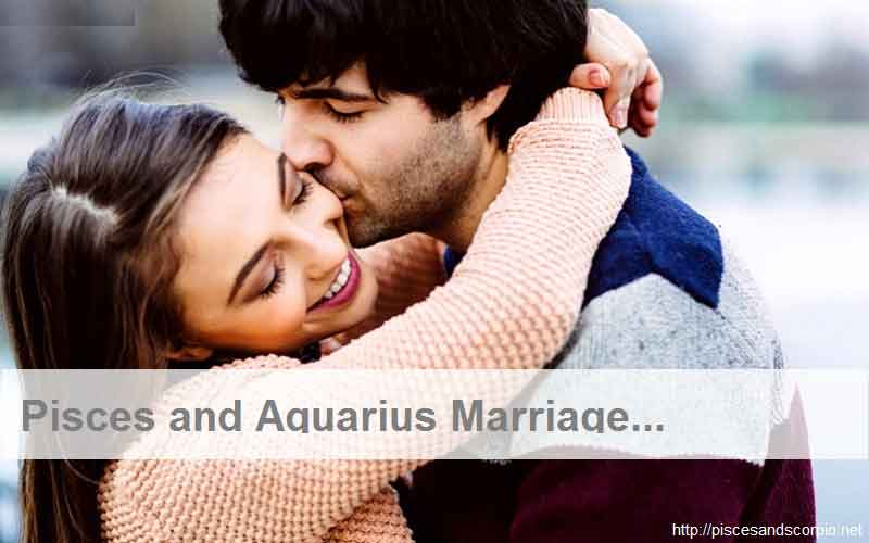 Pisces and Aquarius Marriage Compatibility