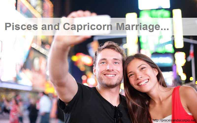 Pisces and Capricorn Marriage Compatibility