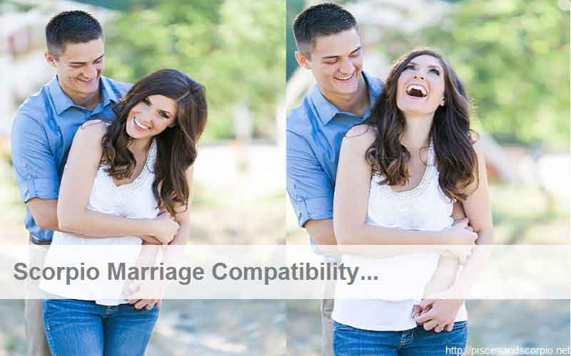 Scorpio Marriage Compatibility