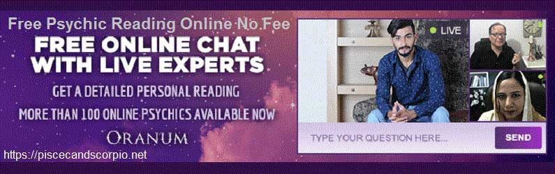 Free Psychic Reading Online No Fee