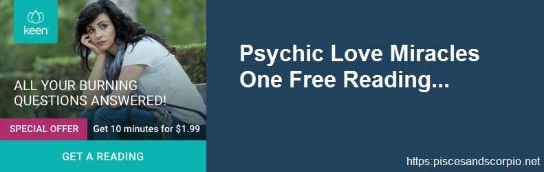 Psychic Love Miracles One Free Reading
