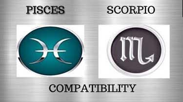 Pisces and Scorpio  Compatibility